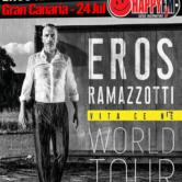 Eros Ramazzotti por primera vez en Gran Canaria