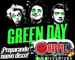 Green Day están preparando disco nuevo