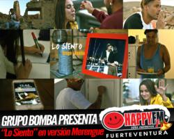 """Grupo Bomba publica """"Lo Siento"""" de Beret en versión Merengue"""