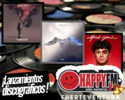 Lanzamientos discográficos