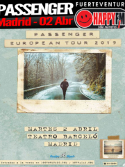 Concierto de Passenger en Madrid