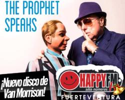 """""""The Prophet Speaks"""" es el nuevo disco de Van Morrison"""