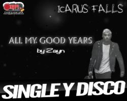 Icarus Falls de Zayn se pone a la venta este viernes