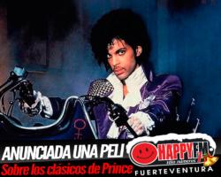 Los éxitos de Prince se convertirán en película