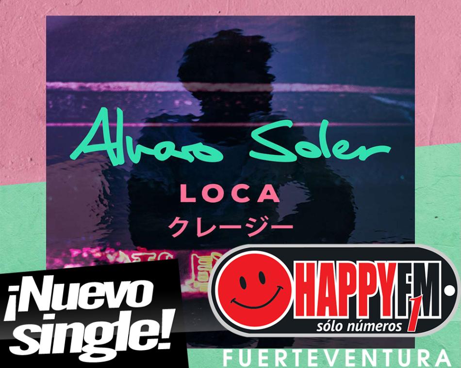 """Álvaro Soler regresa con el single """"Sola"""""""