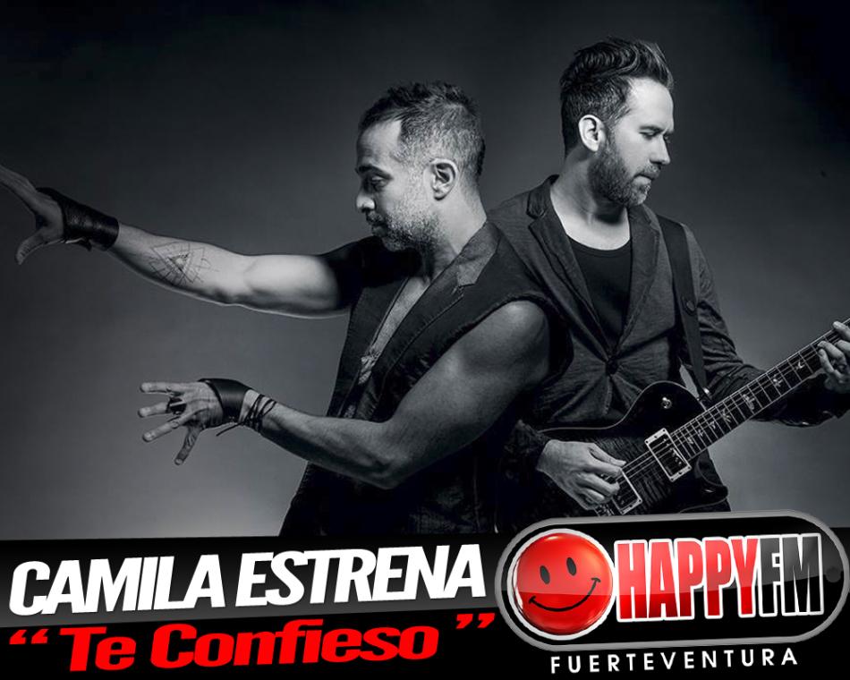 """Camila regresa con el single """"Te Confieso"""""""