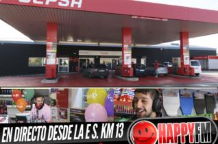 Despiértate Happy en directo desde la Estación de Servicio Km 13