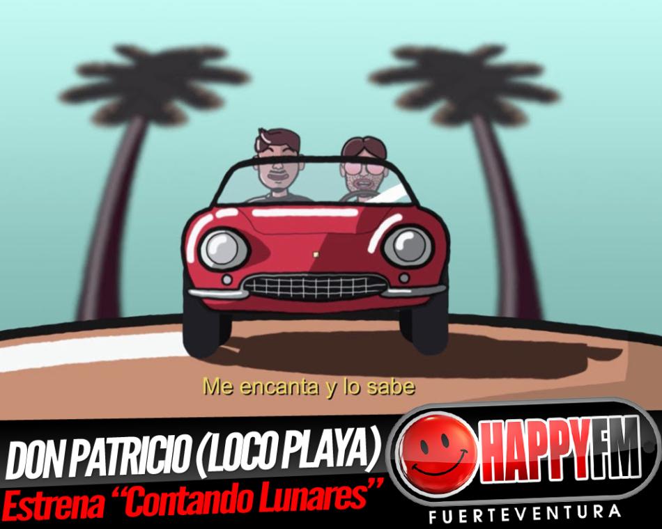 """Don Patricio (Loco Playa) presenta """"Contando Lunares"""" junto a Cruz Cafuné"""
