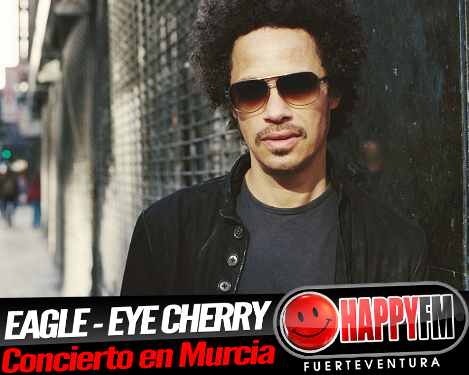 Eagle-Eye Cherry ofrecerá un único concierto en nuestro país