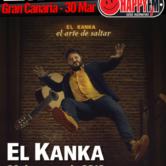 El Kanka de concierto en Gran Canaria