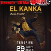 El Kanka de concierto en Tenerife