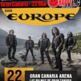 Europe de concierto en Gran Canaria