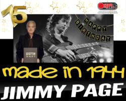 Jimmy Page cumple hoy 75 años