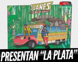 "Juanes estrena ""La Plata"" junto a Lalo Ebratt"