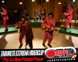 """Taburete estrena el videoclip del tema """"Por Lo Que Pueda Pasar"""""""