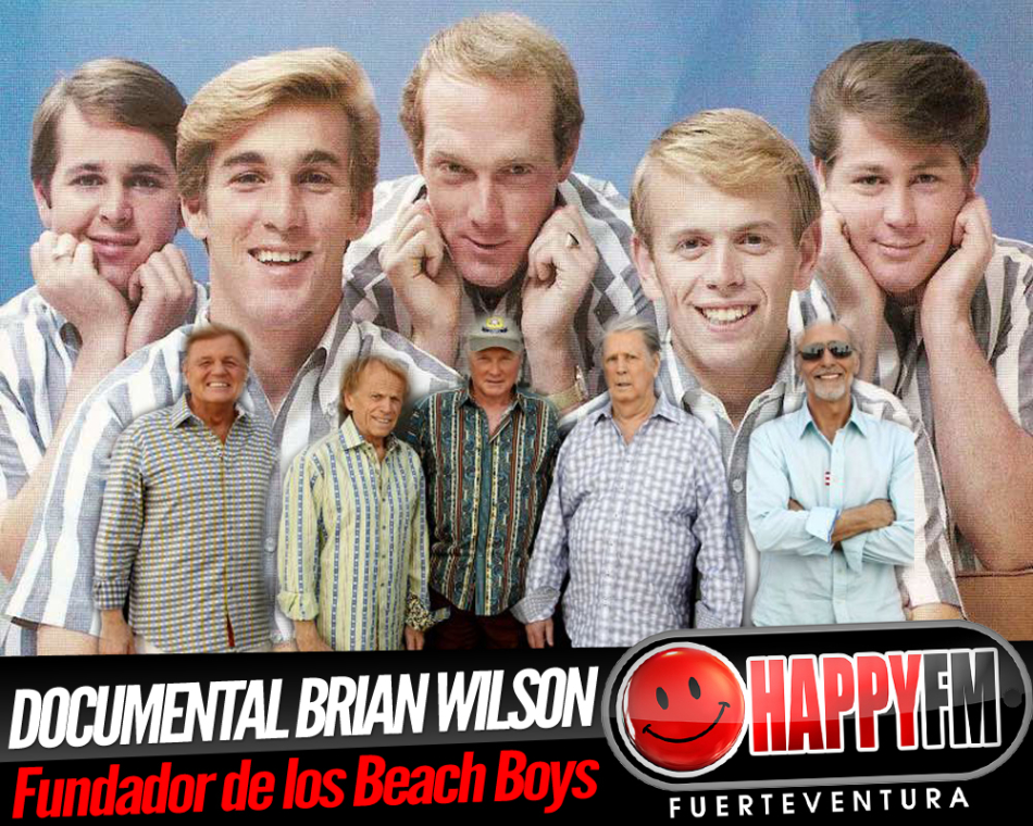 Brian Wilson, fundador del grupo The Beach Boys tendrá un documental autobiográfico
