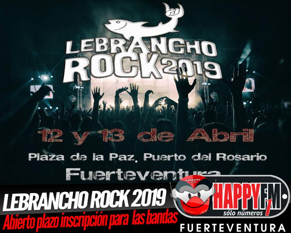 ¿Quieres actuar en el Lebrancho Rock? Abierto el plazo de inscripción para las bandas