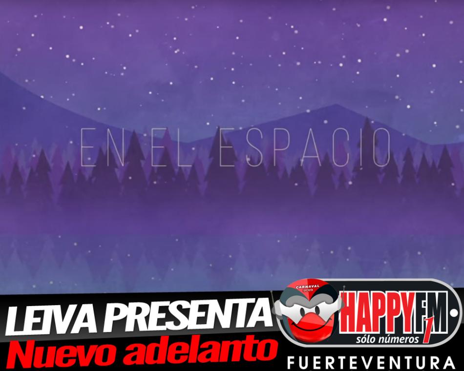 """Leiva estrena el tema """"En El Espacio"""""""