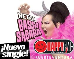 Bassa Sababa es el nuevo single de Netta