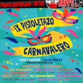 IX Pistoletazo Carnavalero en Puerto del Rosario