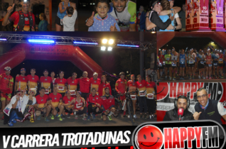 V Carrera Popular CD Trotadunas – 2019