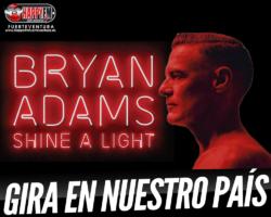 La gira de Bryan Adams pasará por nuestro país