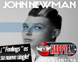 "John Newman estrena ""Feelings"""