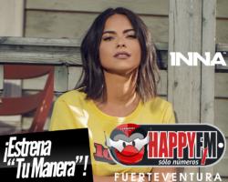 "Inna presenta el tema ""Tu Manera"""