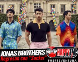 """""""Sucker"""" es el regreso de Jonas Brothers"""