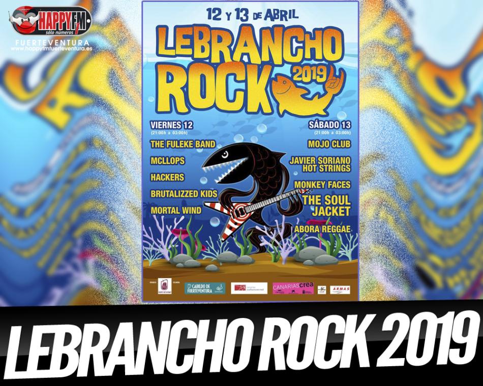 Lebrancho Rock 2019 da a conocer el cartel de su XVI edición