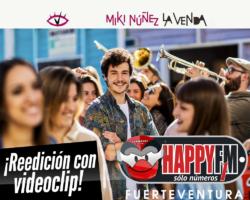 """Miki Núñez presenta el videoclip oficial del tema """"La Venda"""""""
