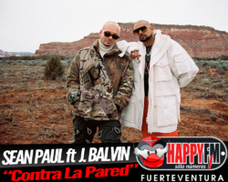 """Sean Paul y J. Balvin se unen… """"Contra La Pared"""""""