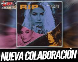 """Sofía Reyes, Rita Ora y Anitta se unen en el single """"R.I.P"""""""