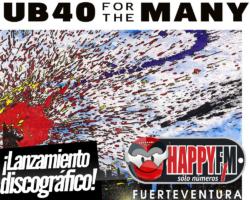 """Disponible ya """"For The Many"""", el nuevo disco de UB40"""