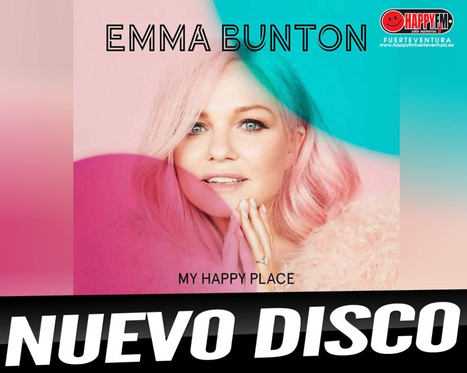 La Spice Girl, Emma Bunton,  ya tiene nuevo disco en solitario