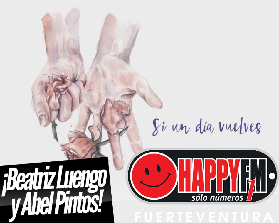 Beatriz Luengo y Abel Pintos enamoran con el tema «Si Un Día Vuelves»