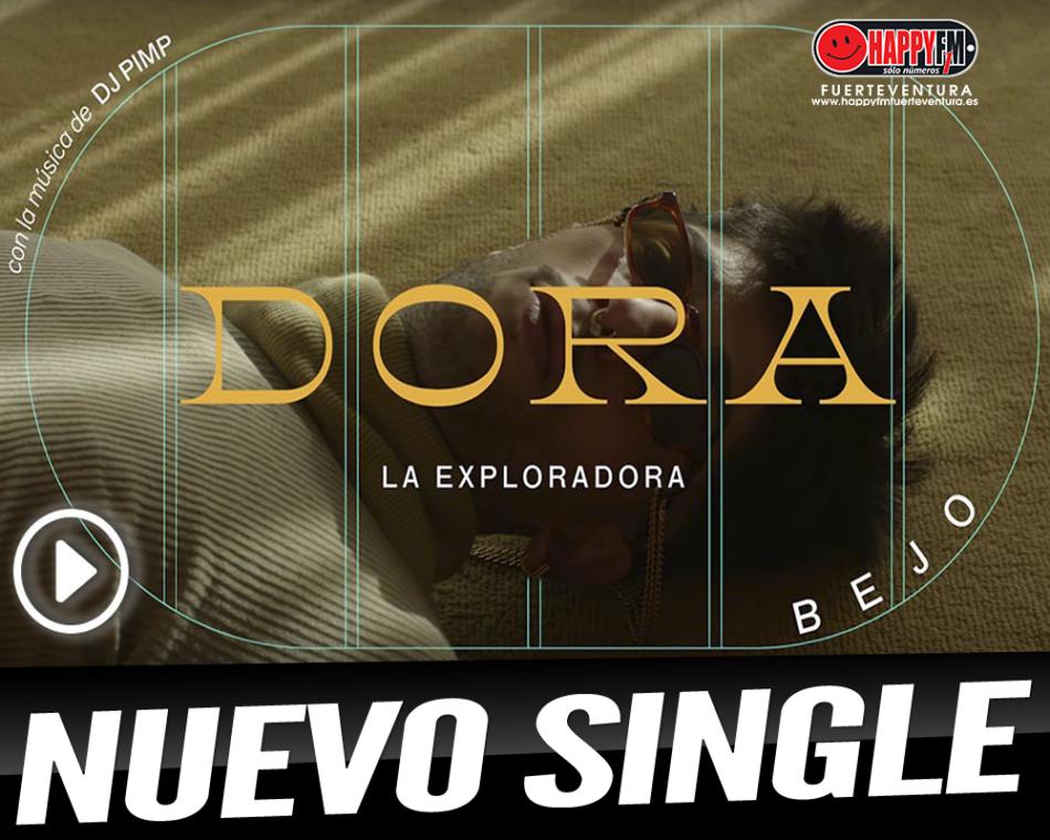 «Dora La Exploradora» es lo nuevo de Bejo y dj Pimp
