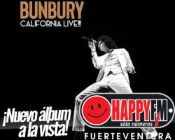 Enrique Búnbury anuncia el lanzamiento del álbum en vivo 'California Live!!!'