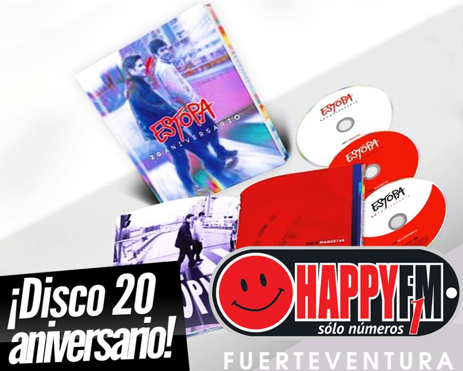 Estopa publica disco 20 aniversario