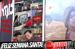 Despiértate Happy desde la Estación de Servicio Cepsa Km 13