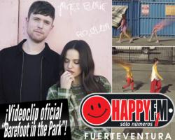 James Blake y Rosalía estrenan el videoclip del tema 'Barefoot in the Park'