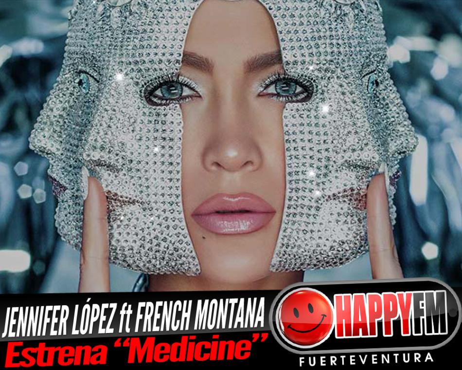 Jennifer López estrena «Medicine» con la colaboración de French Montana