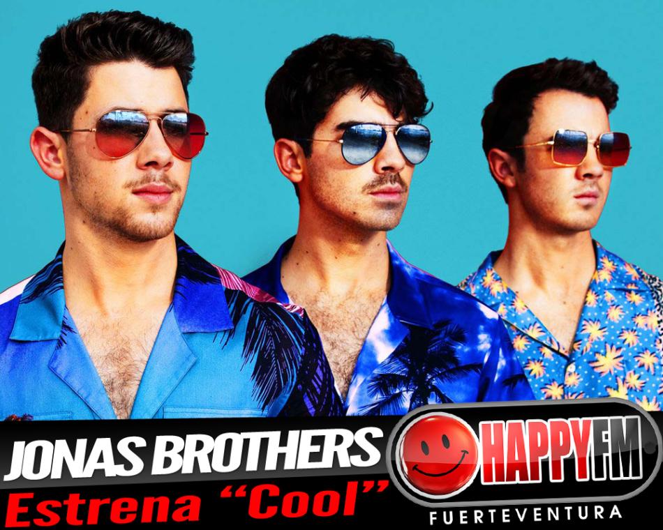 Jonas Brothers estrena «Cool», un nuevo adelanto de su próximo disco