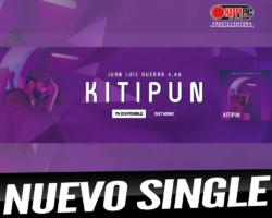 """""""Kitipun"""" es la divertida nueva canción de Juan Luís Guerra"""