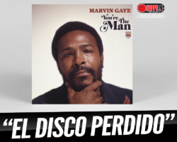 "Publicado ""You're The Man"", el álbum perdido de Marvin Gaye"