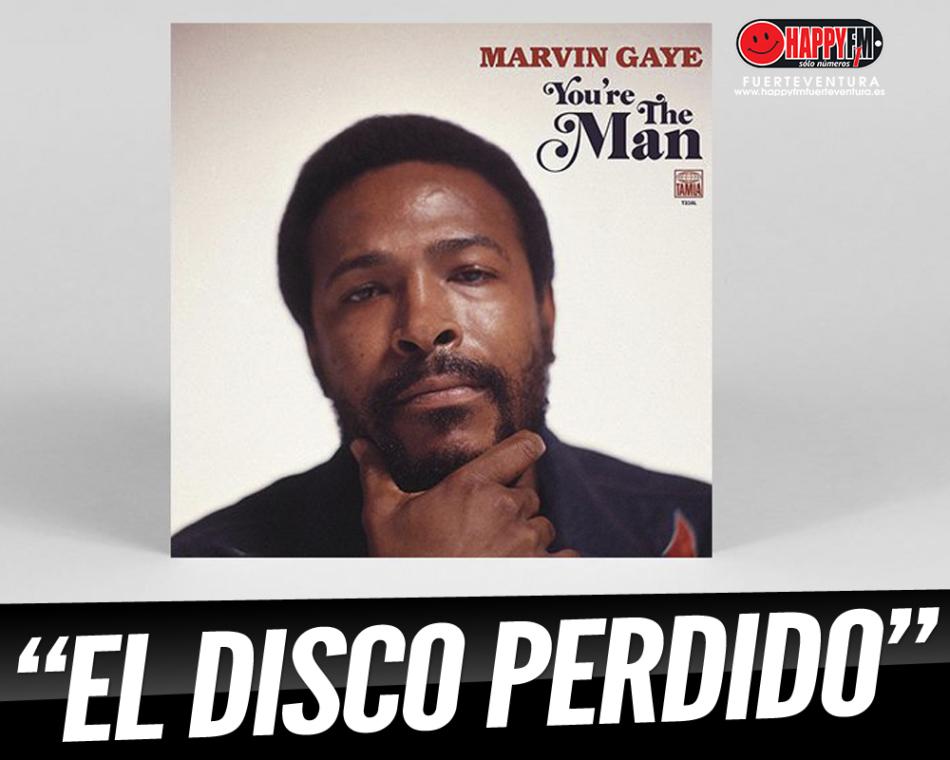 Publicado «You're The Man», el álbum perdido de Marvin Gaye