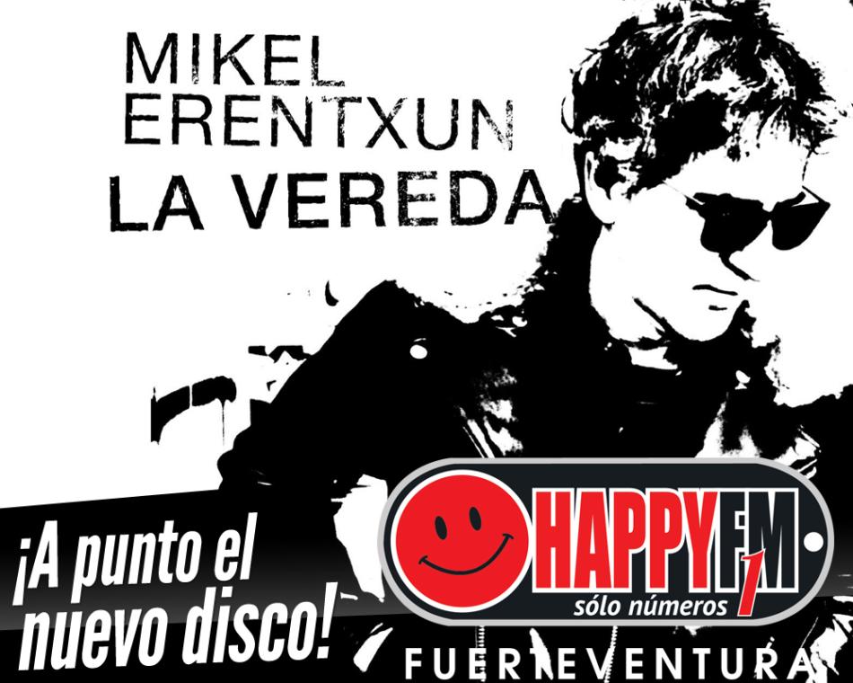 """""""La Vereda"""", es el adelanto del próximo trabajo discográfico de Mikel Erentxun"""
