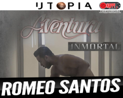 """Romeo Santos publica """"Utopía"""", un disco por sorpresa y con sorpresa"""