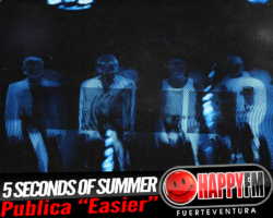 "5 Seconds Of Summer publica el single ""Easier"""