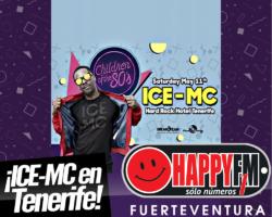 Ice MC en Tenerife